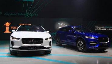 333萬起二車型,品牌電能新紀元 Jaguar I-Pace 純電 SUV 正式在台發表!