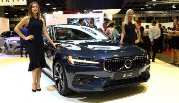 2019新加坡車展:值得等待的瑞典俊俏跑房車,Volvo 第三代 S60 T5 亞太區域首度亮相