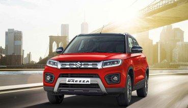 跨界嗆咖哩?印度SUV神車NMARUTI SUZUKI Vitara Brezza正式發表!