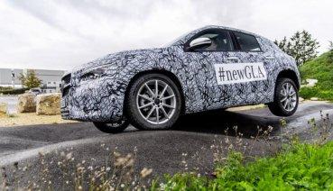 M-Benz首次新車數位展演,第二代GLA預計12/11現身Mercedes me媒體平台