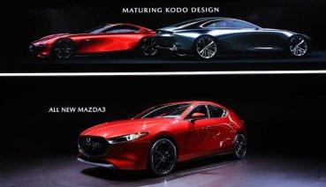 SKYACTIV-X、SKYACTIV-G M-Hybrid 與 SKYACTIV-D 引擎為主,歐規 Mazda3 動力規格釋出!