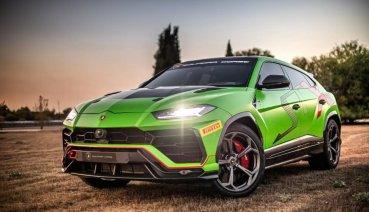 Lamborghini預告2020年將有全新830匹V12超級跑車 Urus ST-X亦將在2020年開始參賽(內有影片)