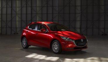 74.9萬二等級設定,2020 全新小改款 Mazda2 開始接單、4月起交車!