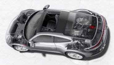 Porsche全新992世代911的動力秘訣