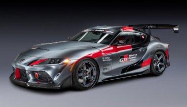 競技熱血!Toyota GR Supra賽道版概念車亮相