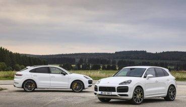 PHEV 性能 SUV 降臨,Porsche Cayenne/Cayenne Coupe Turbo S E-Hybrid 正式亮相