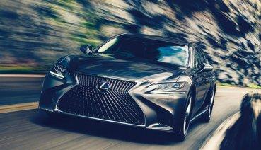 以「提升駕馭質感」為優先,日規 Lexus LS / GSF 新年式樣全面小幅升級