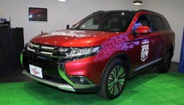 接單價88.5萬起、月底公布售價!Mitsubishi Outlander 2020年式實拍