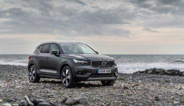 VOLVO 獲英國新聞集團票選 2019 年度最佳汽車製造商!XC40、V60 分別獲最佳小型 SUV 與最佳家庭車殊榮