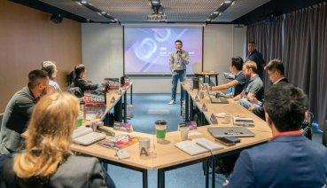 Audi力邀新創界專業導師,引導台灣新創團隊建構最佳商業模式