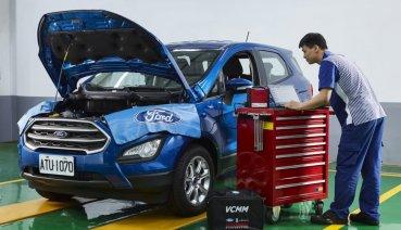 Ford Service歲末健檢以「8大貼心呈獻」為車主把關車輛安全  回廠享百萬保養金限時抽