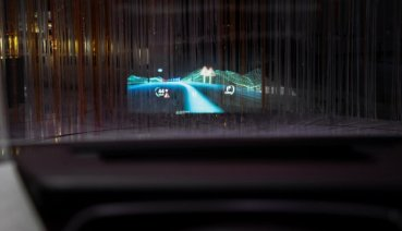 2020 CES:Audi聯手三星電子開發3D混合實境HUD抬頭顯示器