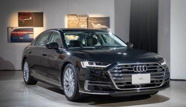 全新世代Audi A8 前所未有的數位化人車互動介面