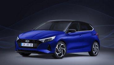 2020日內瓦車展預覽:48V輕油電入列,Hyundai第三代i20定裝