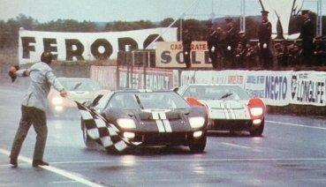 電影《賽道狂人》重現賽車史經典之役 Ford GT40賽車與Ferrari同台較勁勝出 寫車壇傳奇