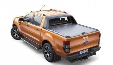 Ford 慶10月,入主Ranger送原廠美式車斗捲簾或享120萬零利率!