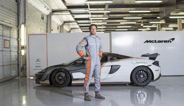 最輕賽車服上身!Sparco McLaren Sp16+一套台幣9.3萬!