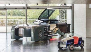 最小的Rolls-Royce,卻有最宏大的心