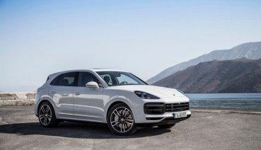Porsche 2019上半年全球業績小幅成長2% Cayenne為最大貢獻車款