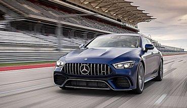 賓士油電大革命,性能品牌MERCEDES-AMG將推出GT 4-Door跑車油電版