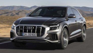 導入 48V Mild Hybrid 技術,Audi SQ8 品牌旗艦性能 SUV 正式亮相、第三季先行於歐洲與北美販售