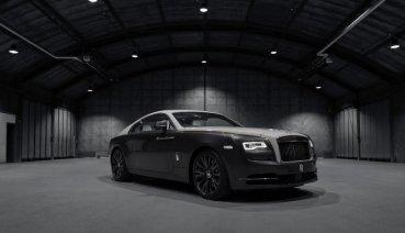 Rolls-Royce為紀念跨越大西洋飛行100週年,推出Wraith Eagle VIII紀念車款(內有影片)