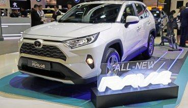 2019新加坡車展:Toyota RAV4 2.0 Dynamic Force Engine 亞太地區首發、實車近距離接觸!