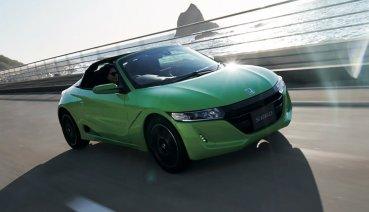 2020 東京改裝車展:小針美容衝人氣,Honda S660/S660 Modulo X 小改款亮相!