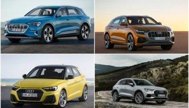 Q8、e-tron、新世代Q3及A1領軍,2020台北車展Audi重點展車曝光