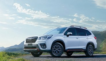 Subaru日規Forester發表新年式改良,新增後座提醒系統!