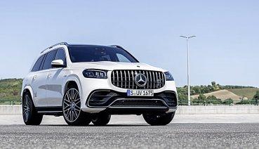 賓士推出Mercedes-AMG高性能跑旅GLS 63 4MATIC和GLE 63S