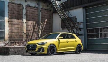 ABT熱血升級Audi A1 Sportback,讓你重溫傳奇戰駒Sport Quattro