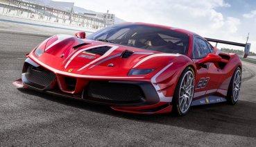 競技烈馬,Ferrari 488 Challenge Evo統規賽車升級