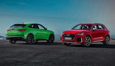 性能車救品牌!AUDI推出全新的RS Q3和RS Q3 Sportback