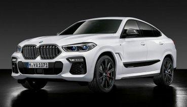 性能視覺饕宴,BMW為X5 M、X6、X6 M與X7推出M Performance套件