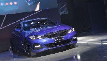 全新第七代世代BMW 3系列重新定義駕馭樂趣