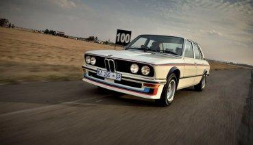 BMW E12 530 MLE修復完工,正式實際上路!