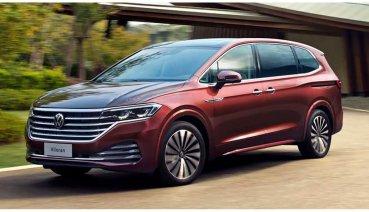 2019廣州車展:以全尺寸 MPV 進軍豪華商務車市場,上汽大眾 Volkswagen Viloran 巍昂實車亮相!