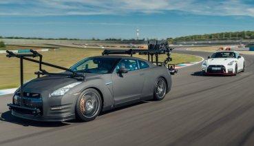 不再只是東瀛戰神 Nissan GT-R也能當專業攝影車
