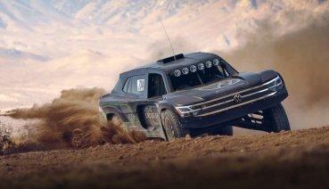 2019洛杉磯車展:重返Baja 1000越野拉力賽,VW Atlas Cross Sport R原型賽車亮相