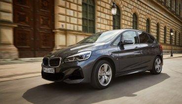 BMW 225xe Active Tourer開始搭載新一代電池 純電行駛里程增加25%以上