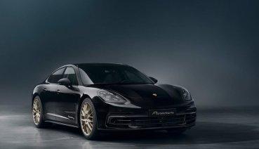 專屬打造!Porsche推出Panamera十週年限定紀念特仕車型