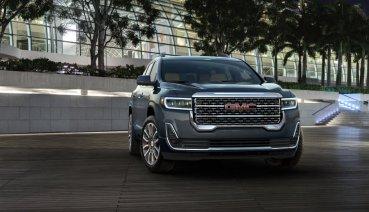 GM推新2020年式Acadia提供三種動力規格,第三季正式進入生產線