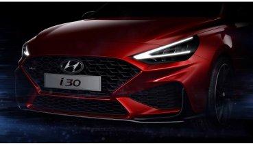 2020日內瓦車展預覽:N Line先發!Hyundai小改款i30小露車頭