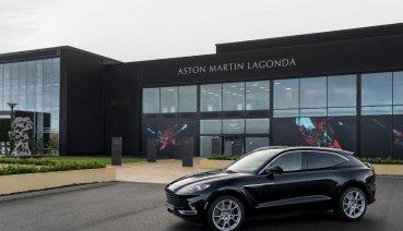 SUV是車廠獲利的仙丹靈藥? ASTON MARTIN老闆預計DBX休旅將讓公司轉虧為盈
