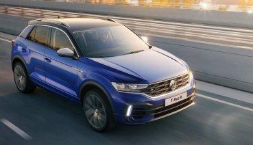 2019日內瓦車展:最大馬力 300ps 的 R 家族新 SUV 成員,Volkswagen T-Roc R 正式亮相!