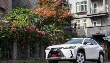 激發自我創造力,2019 Lexus UX250h 豪華版試駕