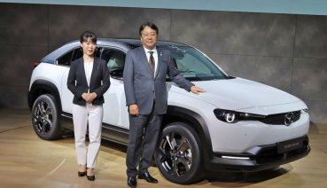 【東京車展】跳脫常規思考的首款電動車,Mazda MX-30 準量產車 2020 年歐洲先行發售