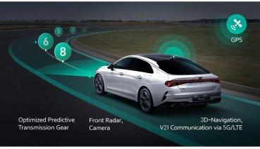 主動預測路況幫助變速箱換檔更聰明,Hyundai-KIA 集團發表世界初 ICT Connected 互聯換檔系統