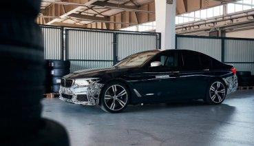 BMW集團推出Power BEV測試車 最大動力可達720匹